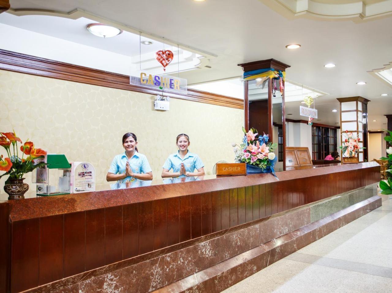 โรงแรมเวียงทอง (Vieng Thong Hotel)
