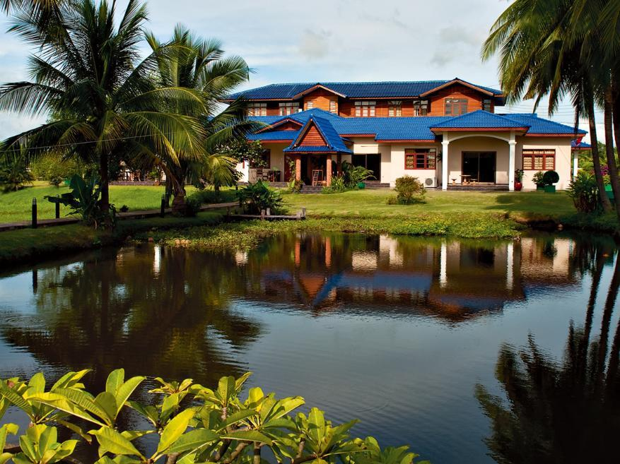 The Ricefields Hotel Amphur Muang Udon Thani Thailand Great Discounted Rates