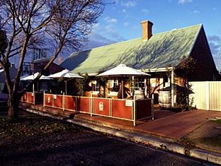 Hotell Emeu Inn Bed & Breakfast  i Heathcote, Australien