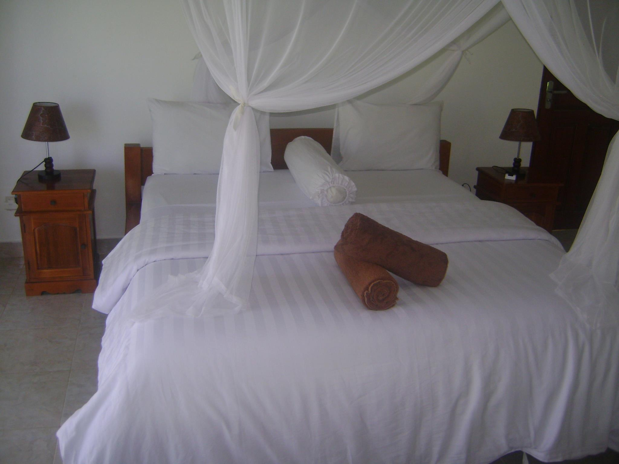 2BR Apartment Unit 2 at Mangga Villa Beach