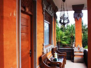 Teba House Ubud Guest House Bali - Balkon/Taras