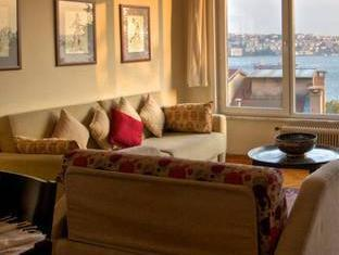 Diva Bosphorus Apartments Istanbul - Suite Room