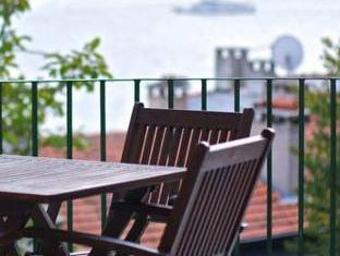Diva Bosphorus Apartments Istanbul - Balcony/Terrace