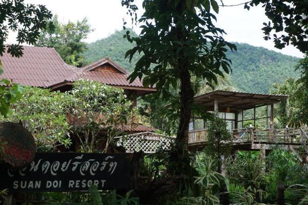 Suandoi Resort Pai Pai