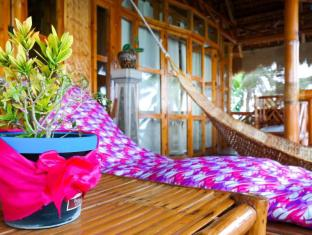 The Coral Blue Oriental Villas & Suites Cebu-stad - Balkon/Terras