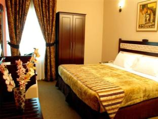 Al Bustan Tower Hotel Suites - Al Bustan Tower Hotel Suites Sharjah - Studio