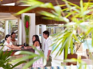Bluewater Panglao Beach Resort Бохол - Лобби