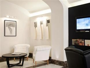 The First Luxury Art Hotel Roma - Member of Preferred Boutique Hotels Rome - Lobby