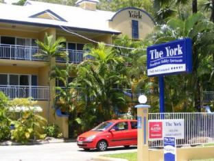 The York Beachfront Holiday Apartments - Cairns