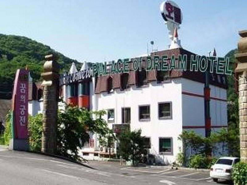 South Korea-호텔 팰리스 오브 드림 (Hotel Palace of dream)