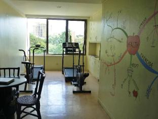 West Gorordo Hotel Cebu City - Fitnessrum