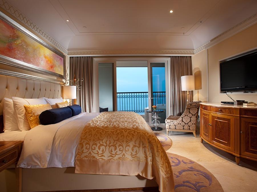 Grand Fortune Bay Hotel Sanya9