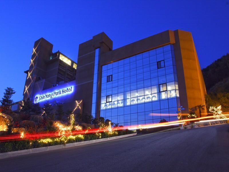 South Korea-신양 파크 호텔 (Shinyang Park Hotel)