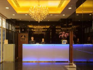 Best Western Hotel Causeway Bay Hong Kong - Rezeption