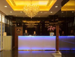 Best Western Hotel Causeway Bay Hongkong - Recepció