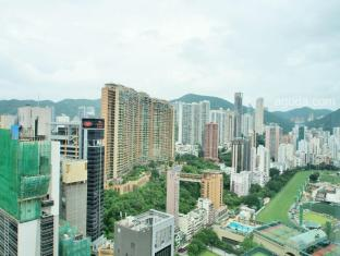 Best Western Hotel Causeway Bay Hong Kong - View from Hotel Room