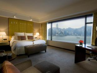 InterContinental Hong Kong Hotel Hong Kong - Deluxe Harbourview Room