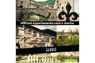 Apartment Gubbio historic center holidays