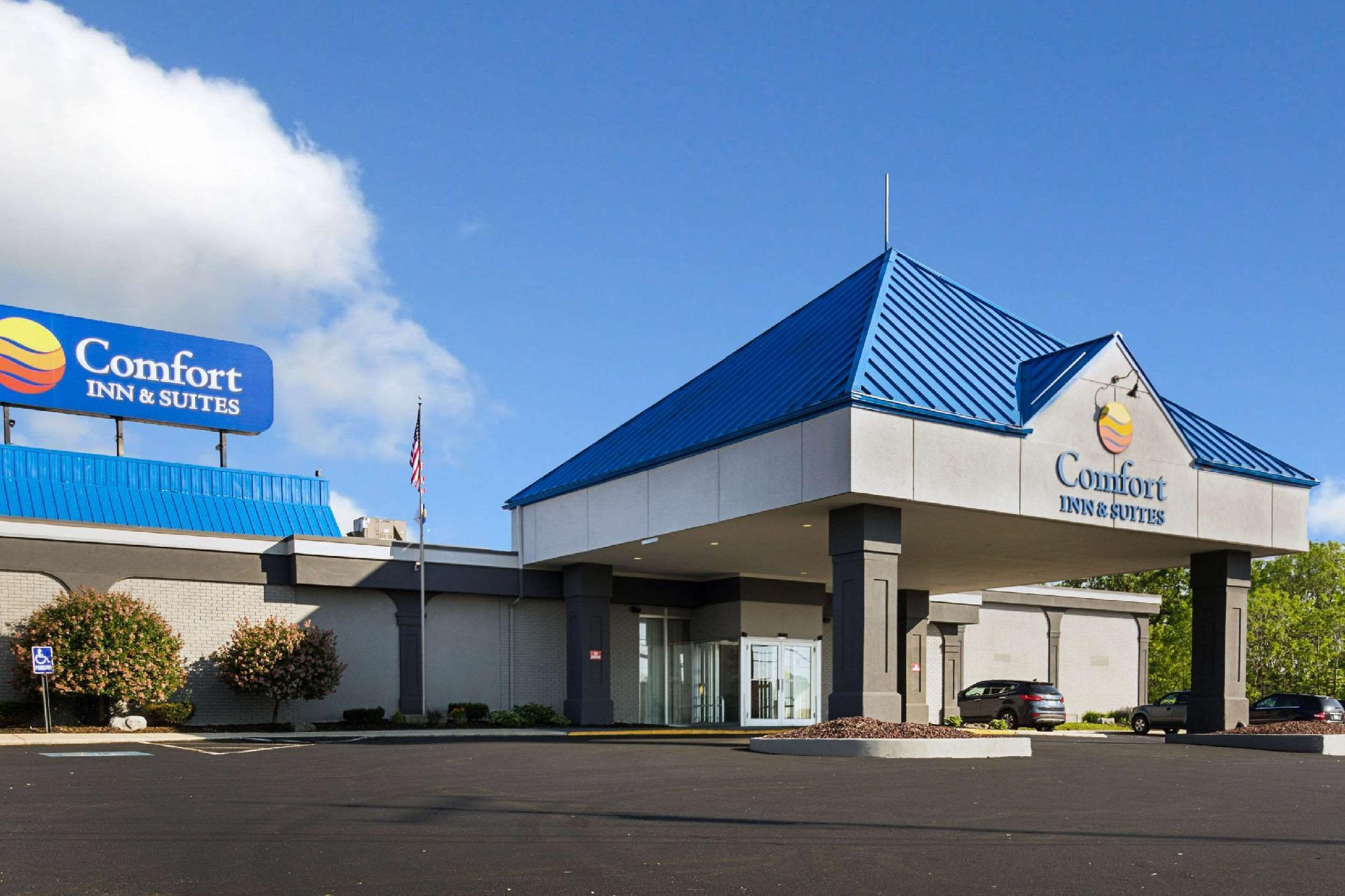 Comfort Inn and Suites Airport Syracuse image