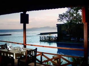 The Natia a Seaside Hotel Bali - Restaurant