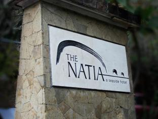 The Natia a Seaside Hotel Balis - Įėjimas