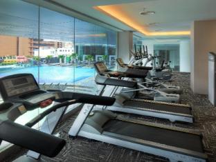 Furama Hotel Bukit Bintang Kuala Lumpur - Fitnessraum