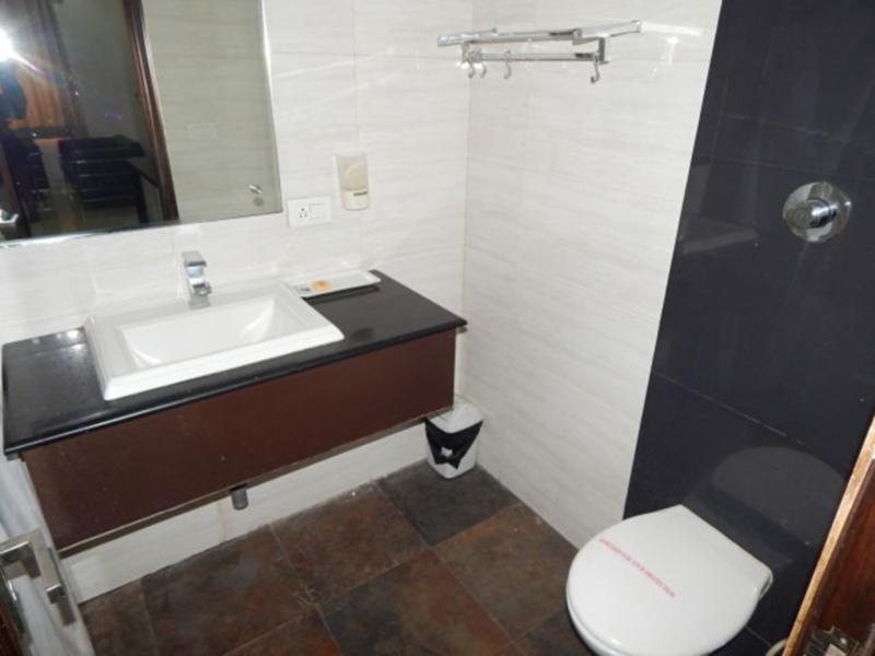Hotel Siam International - バスルーム