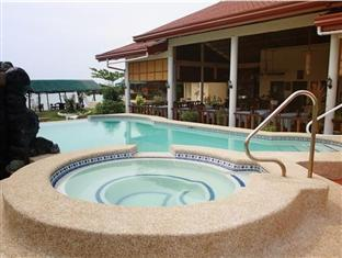 Bonita Oasis Beach Resort Cebu - Hotellet indefra