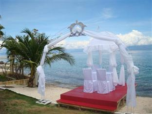 Bonita Oasis Beach Resort Cebu - Pantai