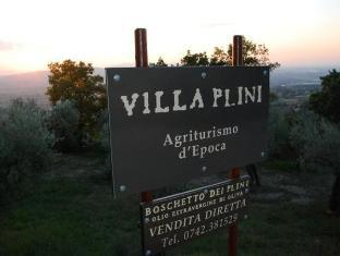 Agriturismo Villa Plini Hotel Trevi - Exterior