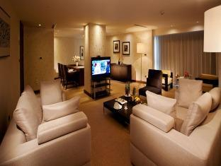 Crowne Plaza Istanbul Harbiye Hotel Istanbul - Presidential Suite Living and Meeting Room