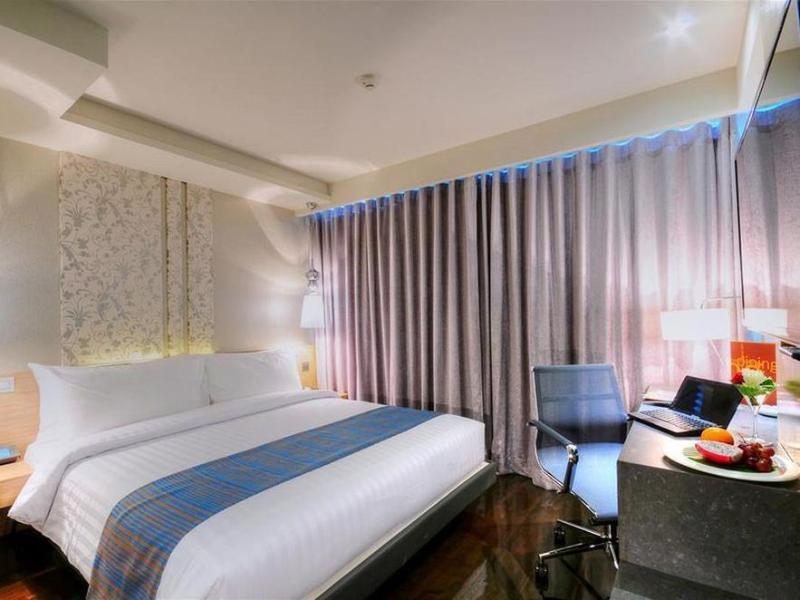 【Sukhumvit Hotel】シトラス スクンビット13 バンコク(Citrus Sukhumvit 13 Bangkok)
