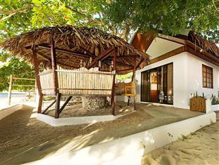 Barefoot White Beach Resort Cebu - Honeymoon Suite From the Beach