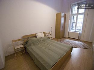 Central Andrassy Avenue Apartment Budapest - Bedroom