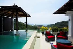 Luxury Seaview Penthouse with Private Pool Kamala