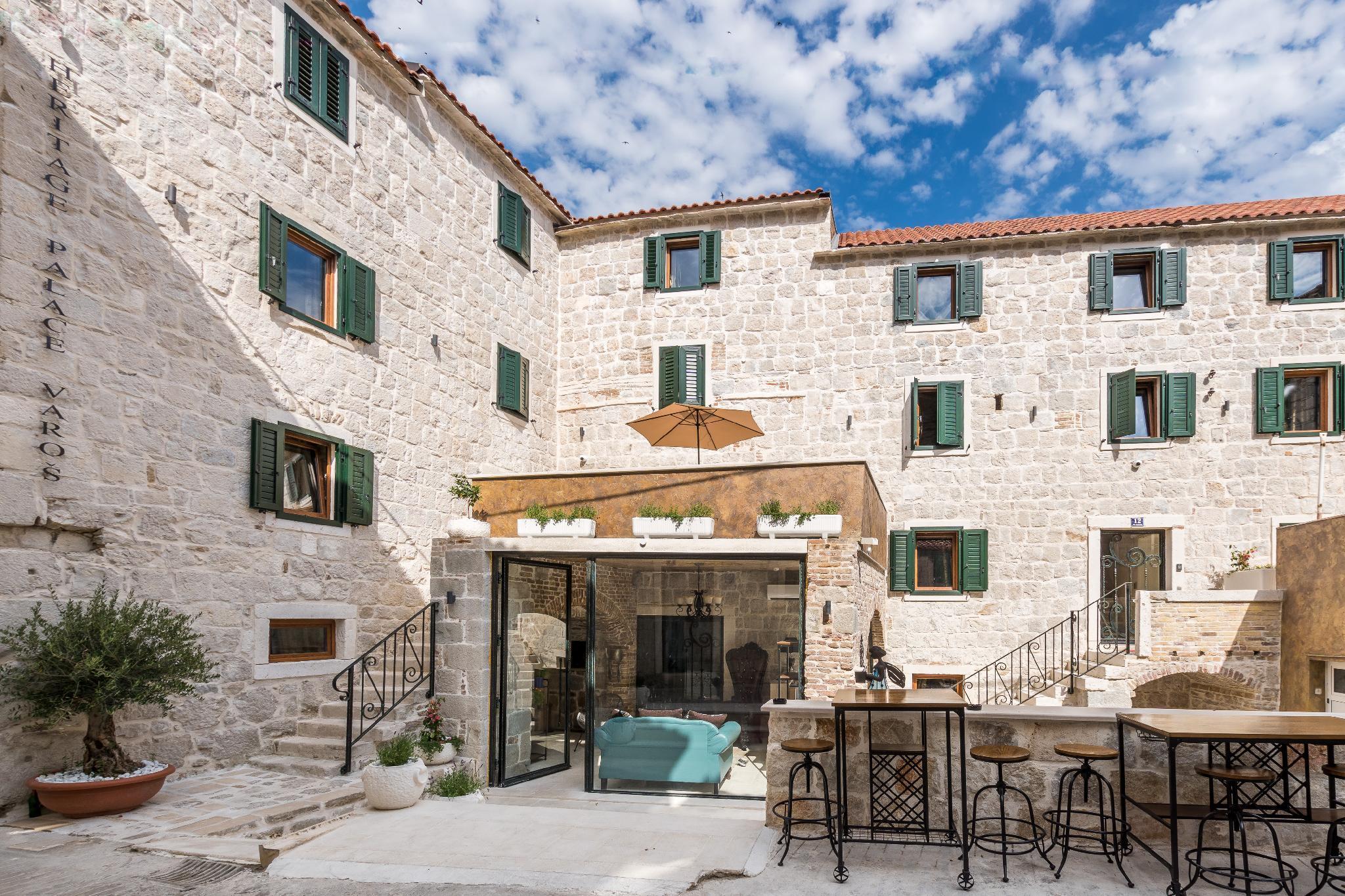 Heritage Palace Varoš – Split 4