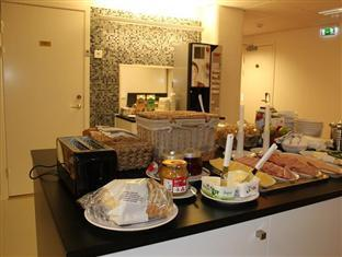 Hotel Soder Stockholm - Breakfast buffet