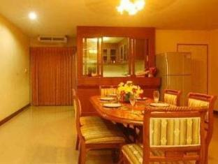 Omni Suites Aparts-Hotel Bangkok - 2 Bedroom Suite - Living room