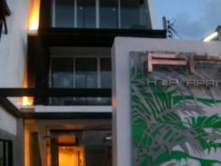 The Front Apartments Phuket - Entrance