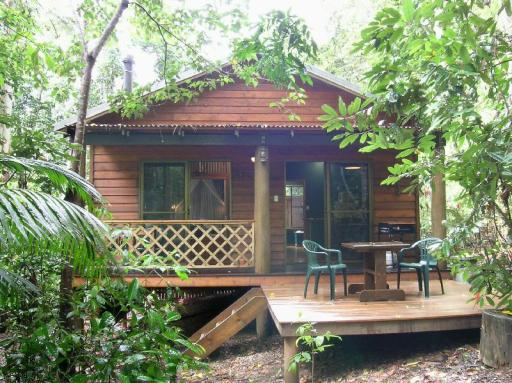 Crater Lakes Rainforest Cottages hotel accepts paypal in Atherton Tablelands