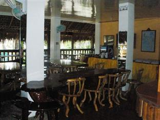 Polaris Beach House Pagudpud - Restaurace