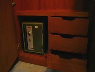 Beshert Guesthouse Phuket - In room safe