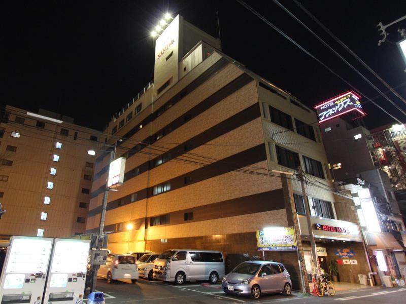 ホテルナニワ (Hotel Naniwa)