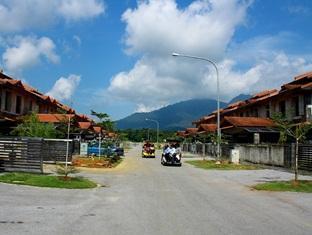Sinar Serapi Eco Theme Park Resort Kuching - होटल बाहरी सज्जा