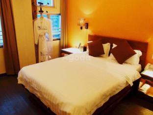Sunny Day Hotel, Mong Kok Hongkong - Külalistetuba