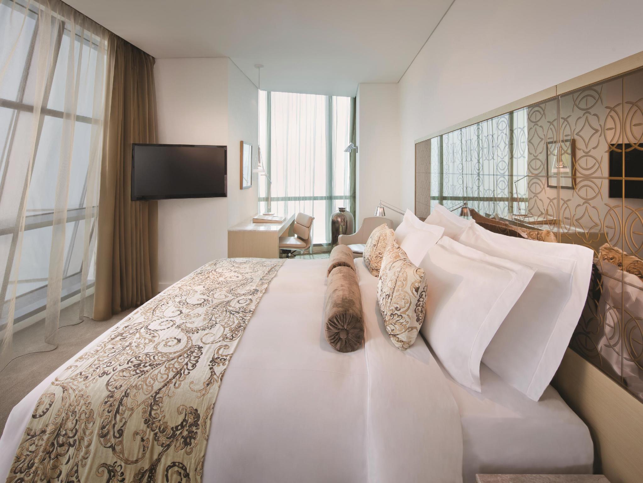 Jumeirah at Etihad Towers Hotel – Abu Dhabi 2