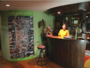 Patong Backpacker Hostel Phuket - Vastaanotto