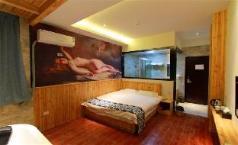 WUZHEN SHUYI RUOSHUI HOMESTAY Private Double Bed Studio with Hot Tub, Jiaxing