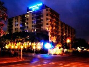 แมนแฮตตัน โฮเต็ล พริทอเรีย - ภายนอกโรงแรม