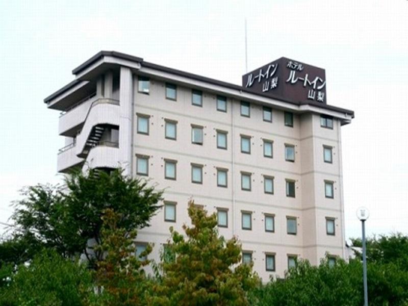 Hotel Route Inn Court Yamanashi 路线居山梨酒店